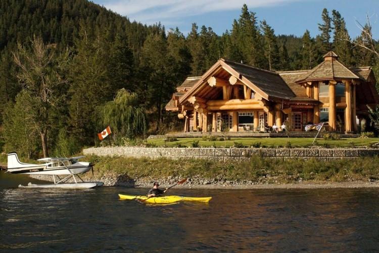 Signal Point Real Canadian Cedar Homes St Johann In Tirol