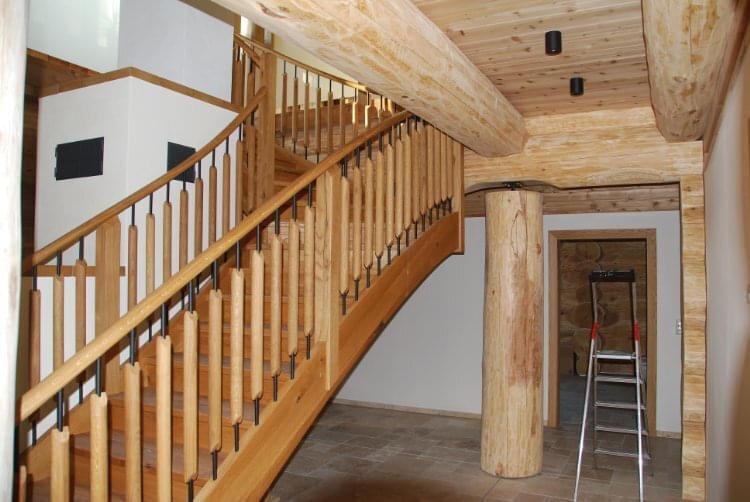 aktuelles projekt real canadian cedar homes st johann in tirol. Black Bedroom Furniture Sets. Home Design Ideas
